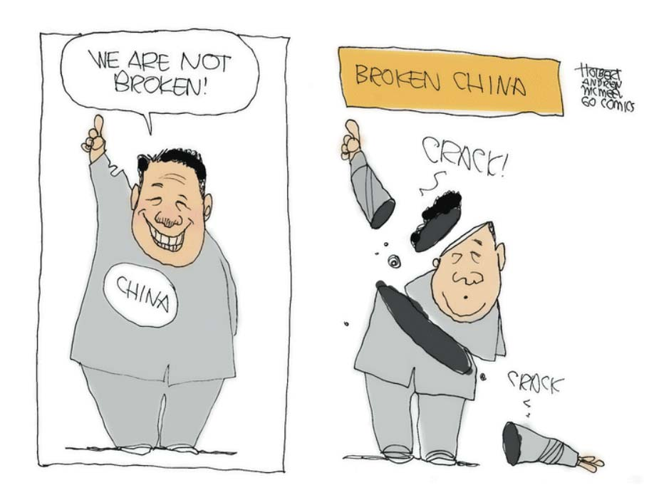 China's precarious future