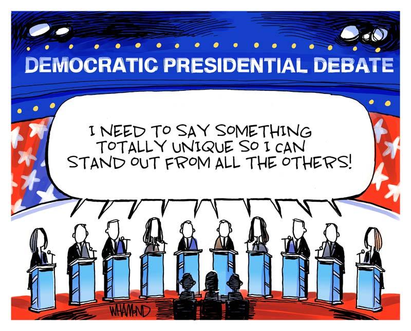 Dem Debate: 10 Questions Left on the Cutting Room Floor