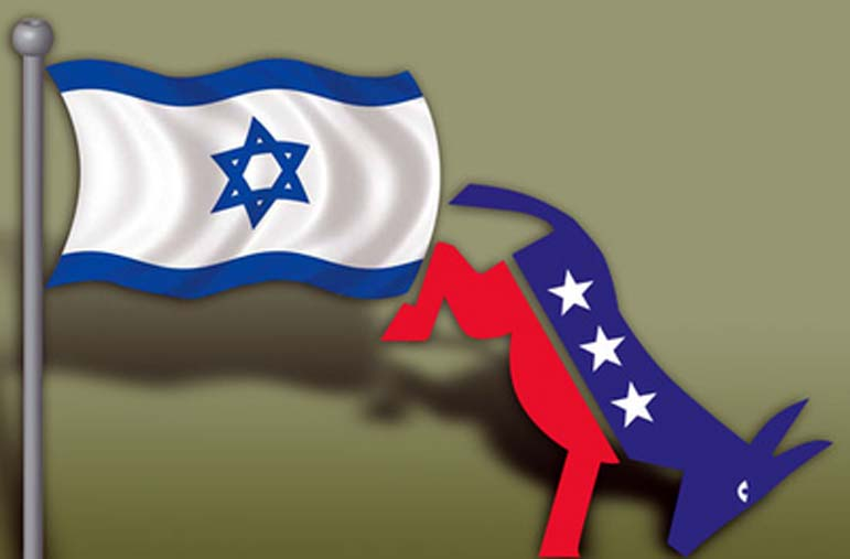 Can Israel's new government make up with Dems?