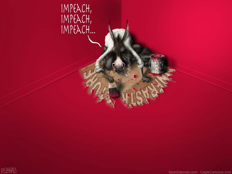 Dems can dream about impeachment. But dream on