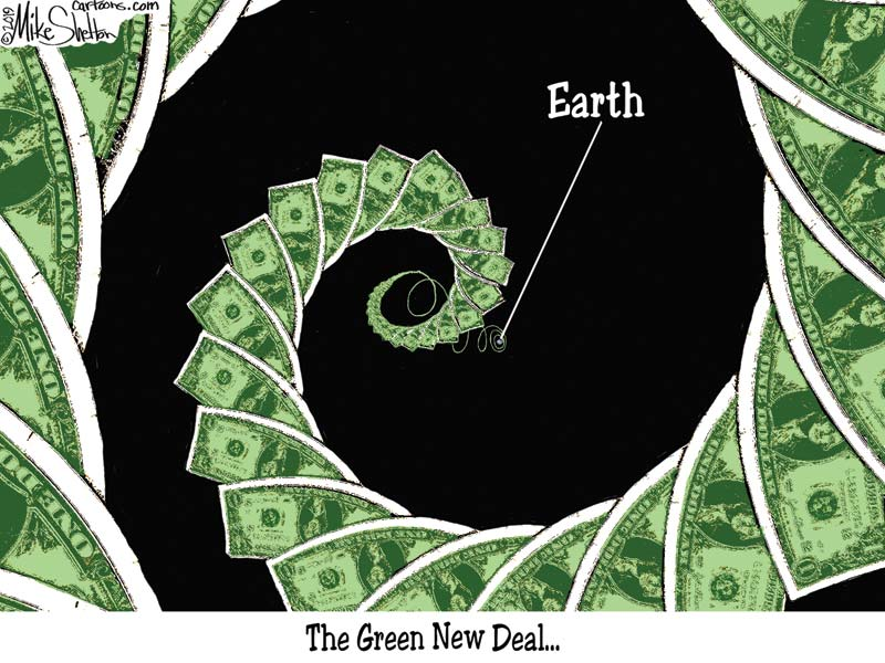 Climate Change and the Dems