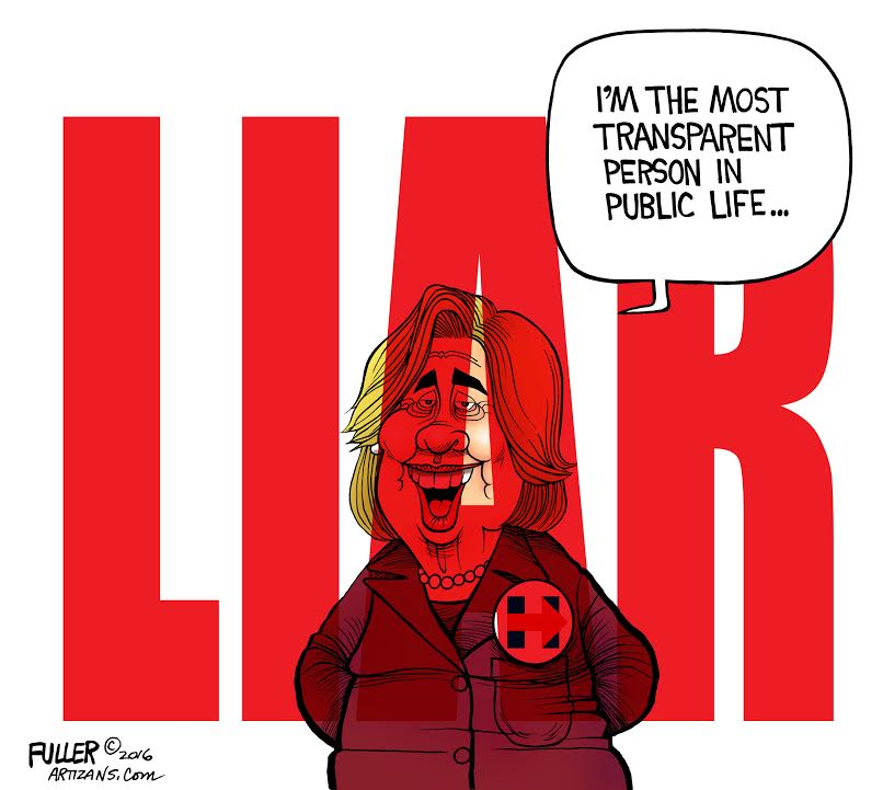 Hillary Clinton Must Apologize for the Biggest Political Hoax Since Titus Oates