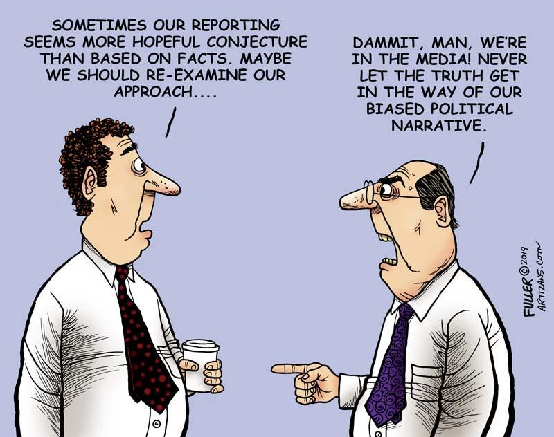 The Media's Push for Impeachment