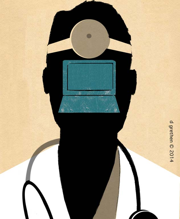 Who owns your medical data? Most likely not you