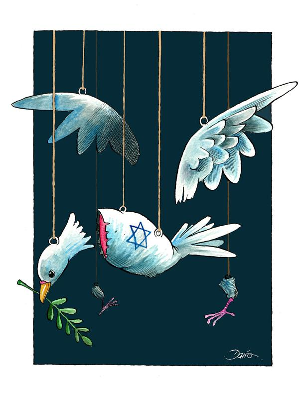 The heart of the Democratic Party has moved against Israel. Overstated?