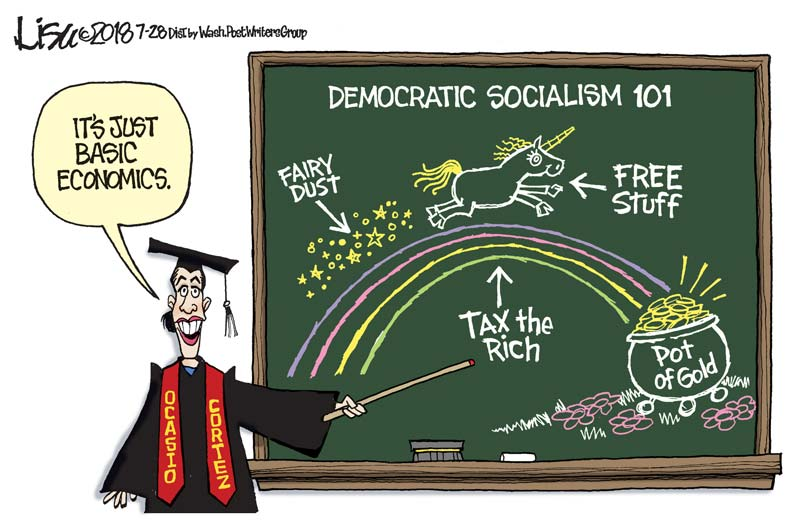 A Business Lesson for Socialists