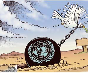 The UN Prevents Peace